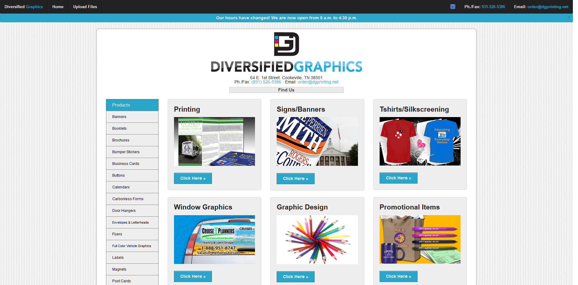 Diversified Graphics